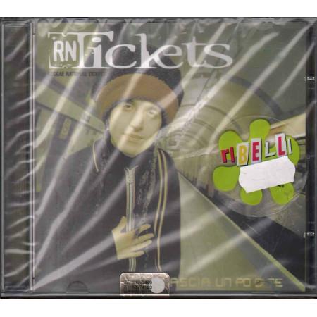 Reggae National Tickets CD Lascia Un Po' di Te Novenove Sigillato 0743215789024