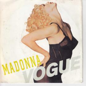 "Madonna 45giri 7"" Vogue / Keep It Together Nuovo 0054391985170"