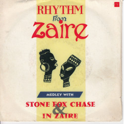 "Various 45giri 7"" Rhythm From Zaire Nuovo AFRO 0901 NP"