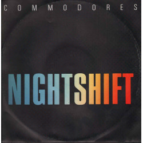 "Commodores Vinile 12"" Nightshift Nuovo Motown TMGT 1371"