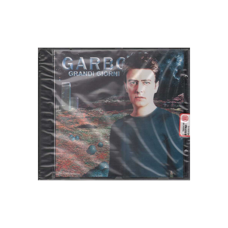 Garbo CD Grandi Giorni / FRI 13442 Nuovo Sigillato 8012842134425