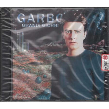 Garbo CD Grandi Giorni / RTI FRI 13442 Sigillato 8012842134425
