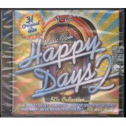 AA.VV. CD Happy Days 2 - 50's Collection Sigillato 8019991866658