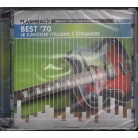 AA.VV. CD Best '70 - Le Canzoni Italiani E Stranieri Flashback Sigillato 0886974446125