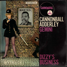 "Cannonball Adderley Vinile 7"" 45 giri Gemini / Dizzy's Business Nuovo"
