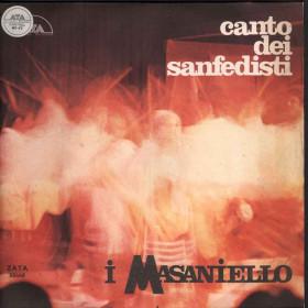 I Masaniello Vinile 45 giri Canto Dei Sanfedisti / 'Ndrezzata Nuovo ZATA 50448