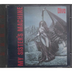 My Sister's Machine ‎CD Diva / EMI Caroline Records ‎CARCD 18