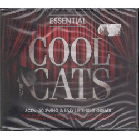 AA.VV. 3 CD Essential Cool Cats Sigillato 0886977761324
