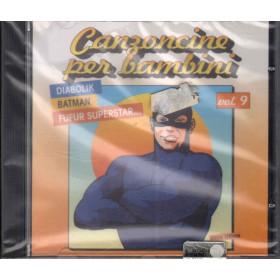 AA.VV. CD Canzoncine Per Bambini Vol 9 Sigillato 8012958201240