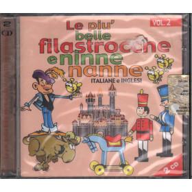 AA.VV. CD Le Piu' Belle Filastrocche E Ninne Nanne Vol 2 Sigillato 8012958854248