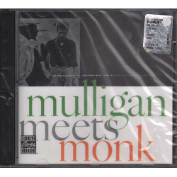 Thelonious Monk Gerry Mulligan CD Mulligan Meets Monk  0090204065219