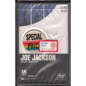 Joe Jackson MC7 Night And Day Nuova Sigillata 0082839490641