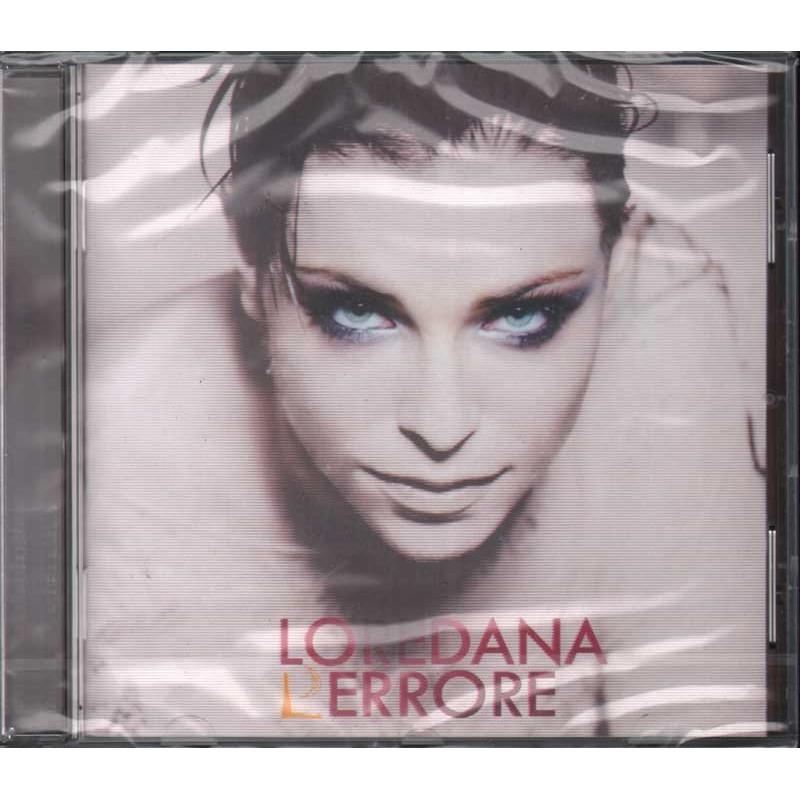 Loredana Errore CD L'Errore Nuovo Sigillato 0886978591821