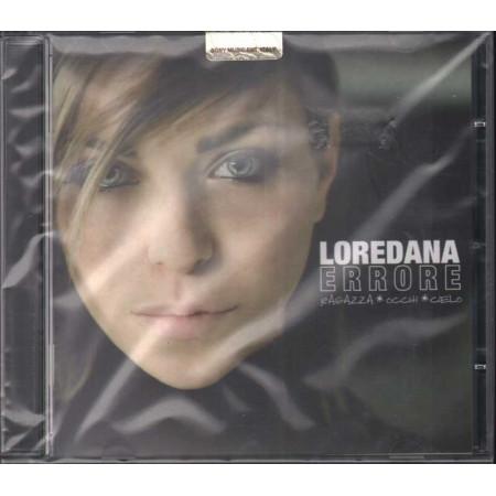 Loredana Errore CD Ragazza occhi cielo Nuovo Sigillato 0886976710026