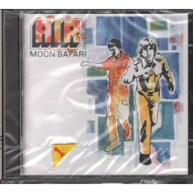 AIR French Band CD Moon Safari Sigillato 0724384497828
