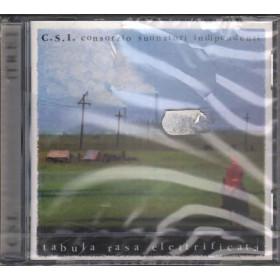 Consorzio Suonatori Indipendenti CD Tabula Rasa Elettrificata Sig 0731453620025