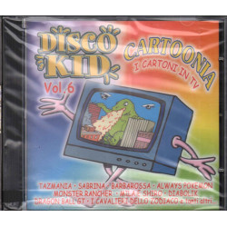 AA.VV. CD Marty: Disco Kid Vol 6 Sigillato 5099750238325