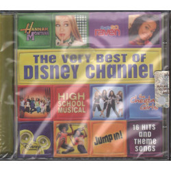 AA.VV. CD The Very Best Of The Disney Channel Sigillato 5099924246729