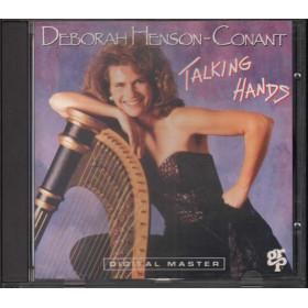Deborah Henson-Conant CD Talking Hands - Svizzera Nuovo 0011105963626