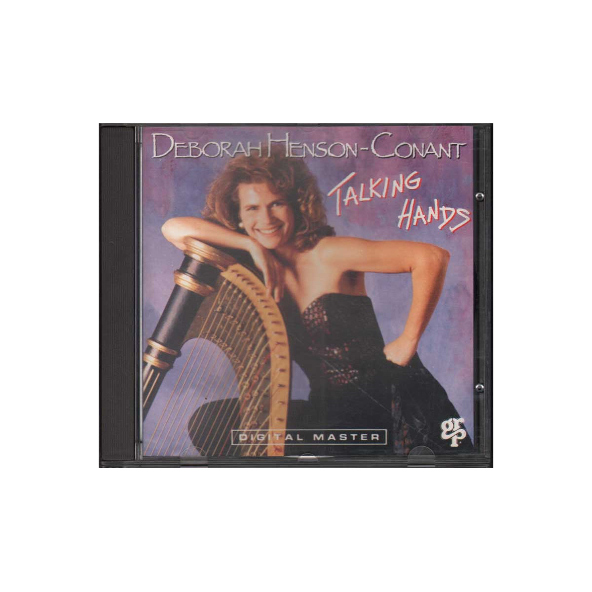 Deborah Henson-Conant CD Talking Hands - Svizzera Nuovo 0011105963626