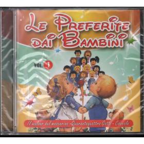 AA.VV. CD Le Preferite Dai Bambini Vol. 1 Sigillato 8028980240324