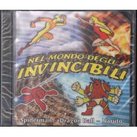 AA.VV. CD Nel Mondo Degli Invincibili Sigillato 8028980287428