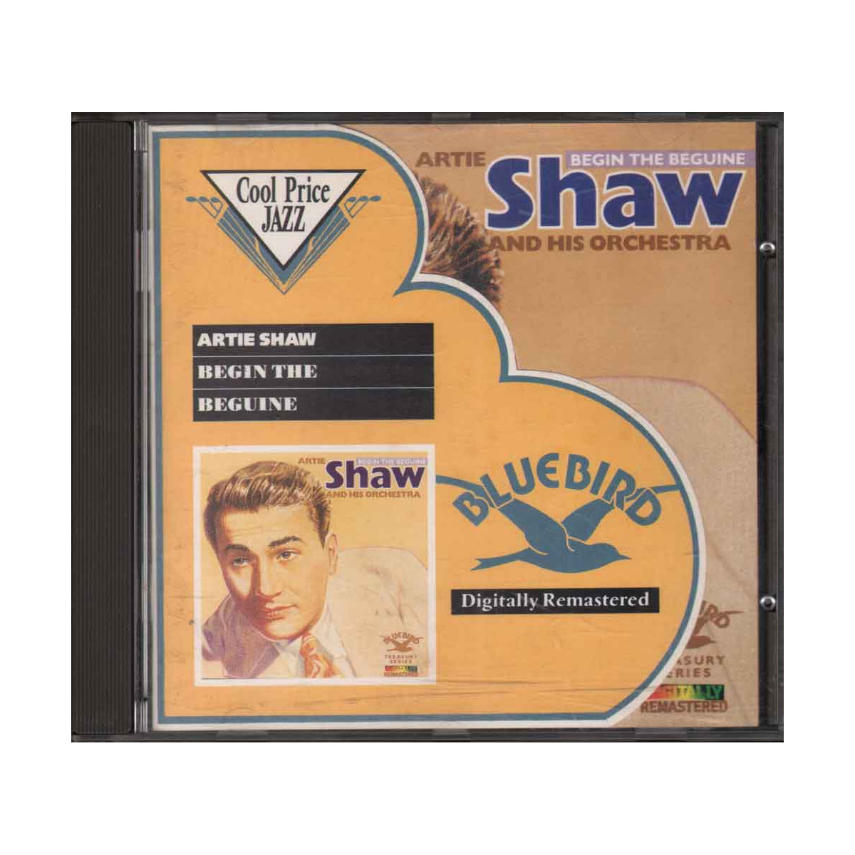 Artie Shaw and His Orchestra CD Begin The Beguine Nuovo 0035628627421