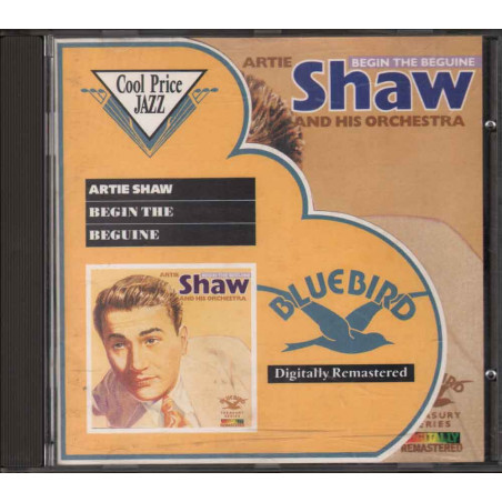 Artie Shaw and His Orchestra CD Begin The Beguine / Bluebird Nuovo 0035628627421