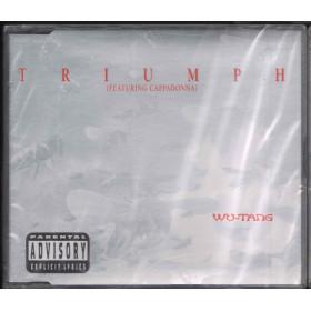 Wu-Tang Clan Featuring Cappadonna CD'S Triumph Sigillato 0743214967829