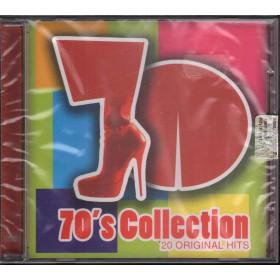 AA.VV. 2 CD 70's Collection Flashback Sigillato 0886970567022