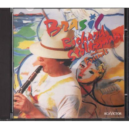 Richard Stoltzman  CD Brasil Nuovo 0035626070823