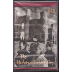 U2  MC7 The unforgettable fire Nuova Sigillata