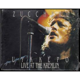 Zucchero DOPPIA MC7 Uykkepo Live At The Kremlin Nuova Sigillata 0731451151941