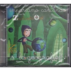 Piccolo Coro Dell'Antoniano CD Impariamo Cantando Con Lo Zecchino D'oro La Geografia