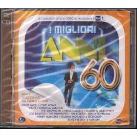 AA.VV. CD I Migliori Anni '60 - 2010 / Sony RCA Sigillato 0886977740725