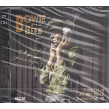 D Bowie CD Bowie At The Beeb The Best Of The BBC Radio Sessions 68 72 Sigillato