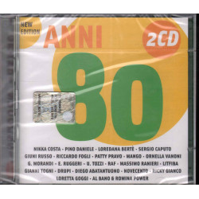 AA.VV. CD I Grandi Successi Anni 80 (New Edition) Sigillato 5051865368755