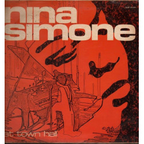 Nina Simone Lp Vinile Nina Simone At Town Hall Nuovo Pye Records