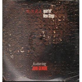 Sun Ra Quartet Featuring John Gilmore 2 Lp Vinile New Steps Sigillato HORO Records HDP 33-34