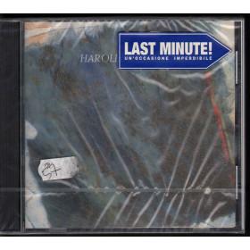 Harold Budd / Brian Eno With Daniel Lanois CD The Pearl Nuovo Sig 0077778713029