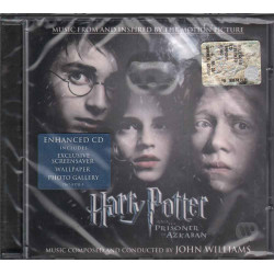 John Williams CD Harry Potter And The Prisoner Of Azkaban OST Sigillato 0075678371158