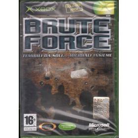 Brute Force Videogioco XBOX Nuovo Sigillato 0805529136830