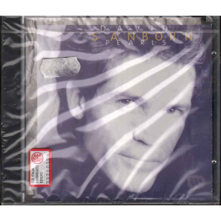 David Sanborn  CD Pearls Nuovo Sigillato 0075596175920