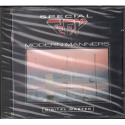 Special EFX CD Modern Manners Nuovo Sigillato 0011105952125