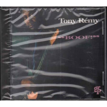 Tony Remy CD Boof / GRP 97362 Sigillato 0011105973625
