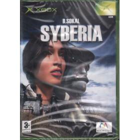 Syberia Videogioco XBOX Sigillato 3342186056479