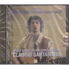 Santamaria CD Rino Gaetano Ma Il Cielo E' Sempre Piu' Blu / Lunapark