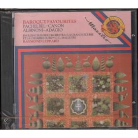 Raymond Leppard CD Baroque Favourites / CBS Masterworks MYK 42548 Sigillato