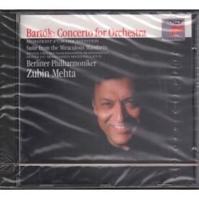 Bartok / Zubin Mehta CD Concerto for Orchestra Sigillato 5099704574820