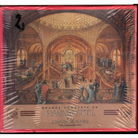 Luciano Pavarotti CD Grande Concerte De Pavarotti Au Champ De Mars Sigillato